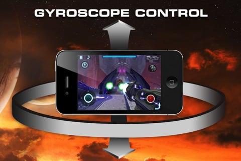 Иллюстрация применения гироскопа для игр