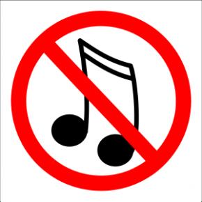 Ошибка при воспроизведении песен