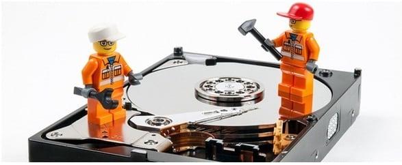 Проблемы с жестким диском