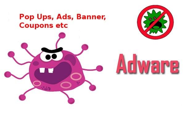 Картинка злокачественного adware