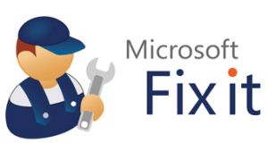 Программа Microsoft Fix it