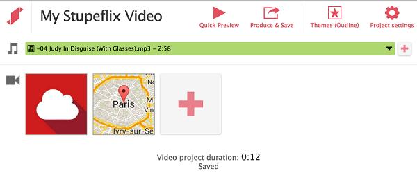 Создаём клип с помощью