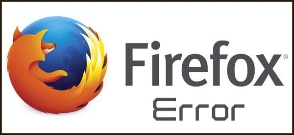 Довольно часто данная ошибка случается именно на браузере Firefox