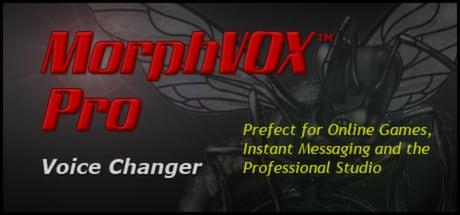 Программа MorphVoxPro