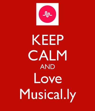 Любите Musical.ly