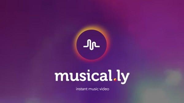 Musical.ly сервис создания видеоклипов