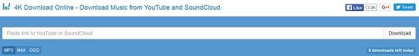 Сервис 4K Download Online