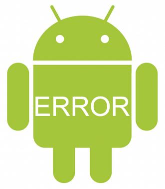 Логотип ОС Андроид с надписью