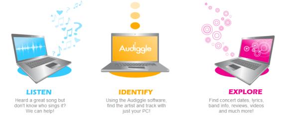Иллюстрация программы Audiggle