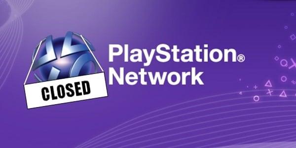 По ряду причин сеть PSN бывает недоступна