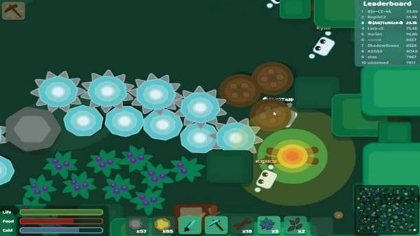 Хорошо защищённая база позволит более эффективно выживать в игре