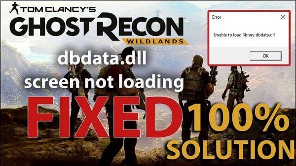 Решаем проблему dbdata.dll при запуске различных игр