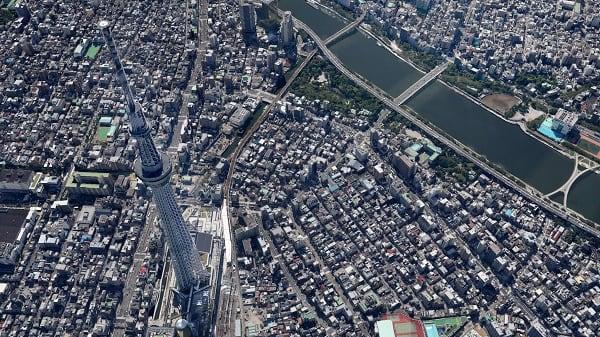 """""""Карты Гугл"""" дают возможность насладиться видом некоторых геоточек в 3Д"""