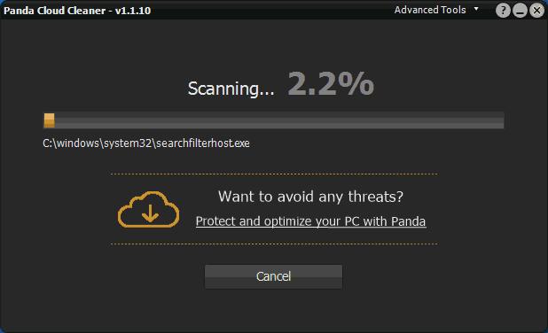 Запускаем антивирус в Windows 10