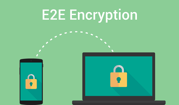 """Технология """"E2E"""" позволяет надёжно защитить пользовательские данные"""