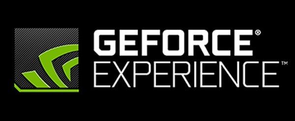 Логотип GeForce Experience