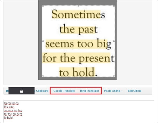 Google Bing Translator