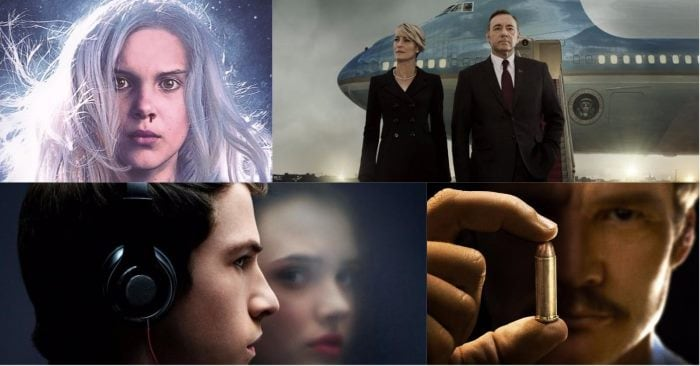Сериалы Netflix