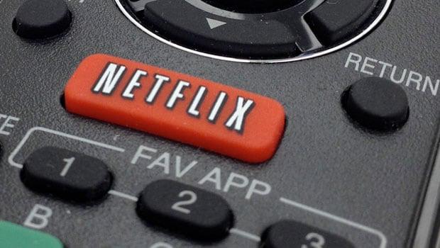 Кнопка Netflix