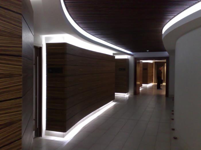 LED-подсветка комнаты