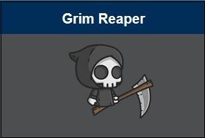 Скин Grim reaper