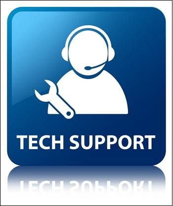 Логотип техподдержки