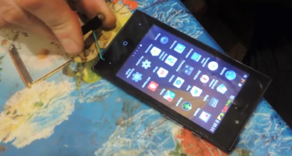 Фото смартфона