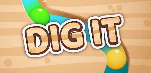 Игра Dig It!