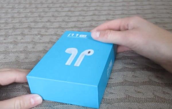 Упаковка i11 TWS