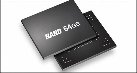 Флеш память NAND