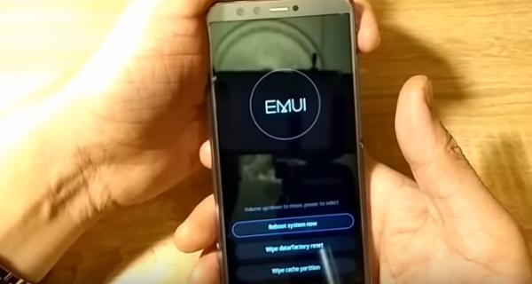 Логотип EMUI