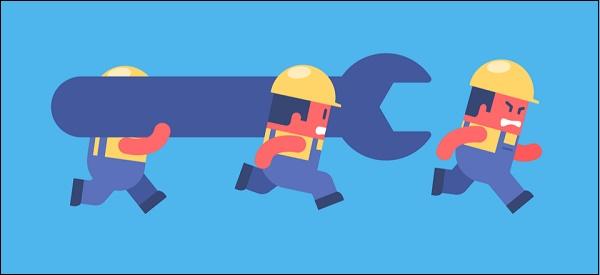 Иллюстрация ремонта