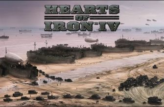 Hearts of Iron 4 игра
