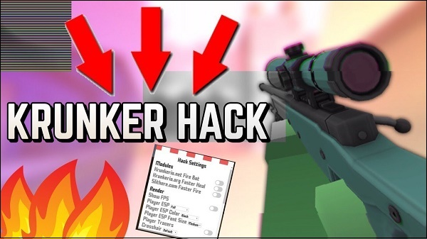 Krunker-hack