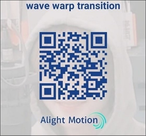 Образец Wave warp