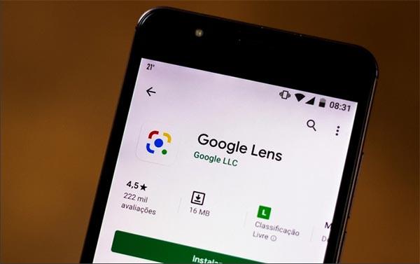 Гугл Ленс на телефоне