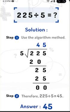 Решение уравнений в Математическом сканере