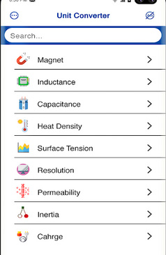 Инструменты приложения