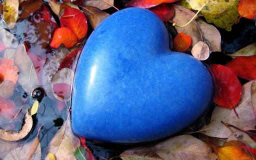 Синее сердце