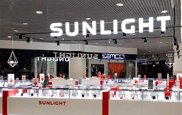 Магазин Sunlight
