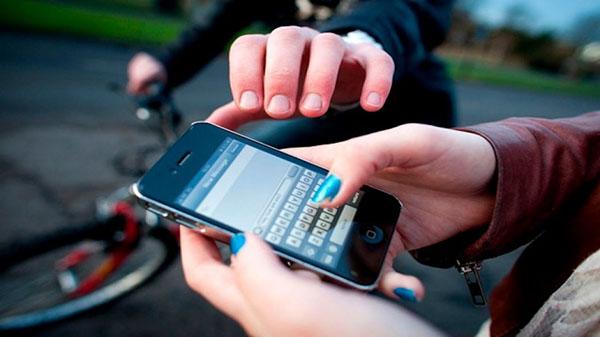 Кража смартфона