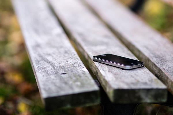 Потерянный телефон