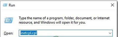 Быстрый переход к настройкам прокси в Windows 7/8.1