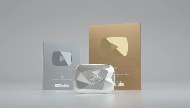 Награды Youtube