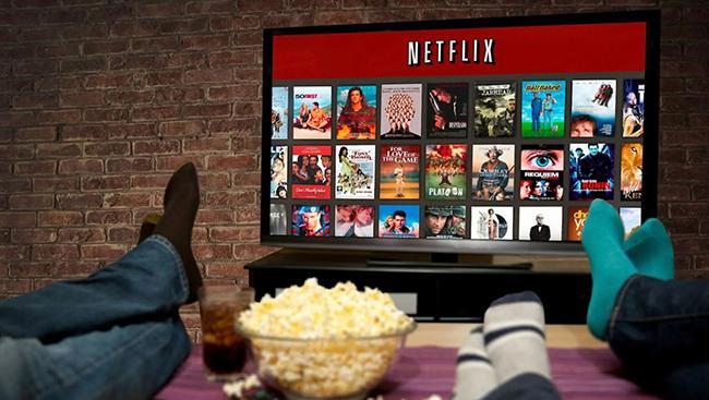 Просмотр платного контента на сервисе Netflix