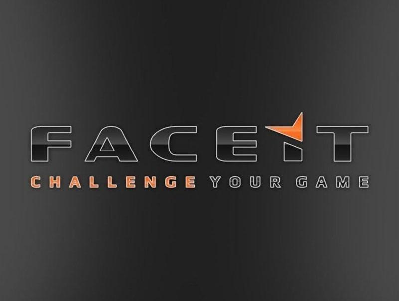 Логотип Faceit