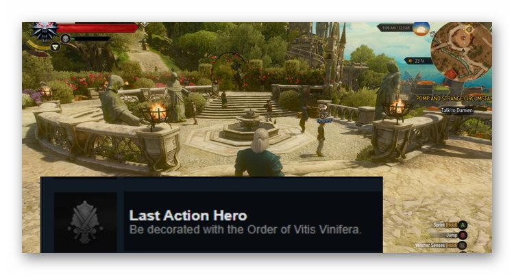 Прохождение миссии Last Action Hero